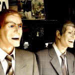 Mannequins in Lima By quinet
