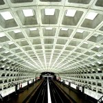 Washington DC metro station by o palsson